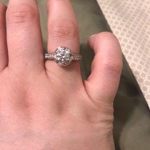 Verragio Jewelry - Verragio cz silver ring